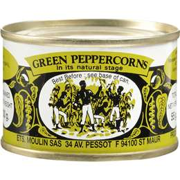 Green Peppercorns In Brine 30 G Continental Importers
