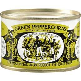 Green Peppercorns In Brine 30 G Continental Importers